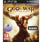 God Of War Ascension Game PS3