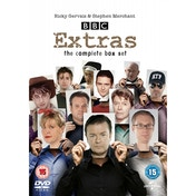 Extras: The Complete Collection DVD