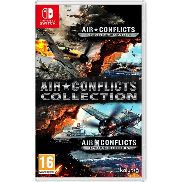 Air Conflicts Collection Nintendo Switch Game