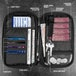 Savisto Multi-Purpose Travel Wallet Organiser | RFID Blocking Passport & Document Holder - Image 2