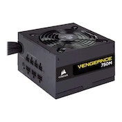 Corsair 750W Vengeance Series 750M PSU, Sleeve Bearing Fan, Semi-Modular, 80  Silver
