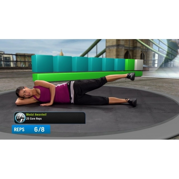 PlayStation Move Adidas miCoach Game PS3 - Image 5