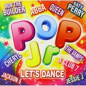Pop Jr: Let's Dance CD