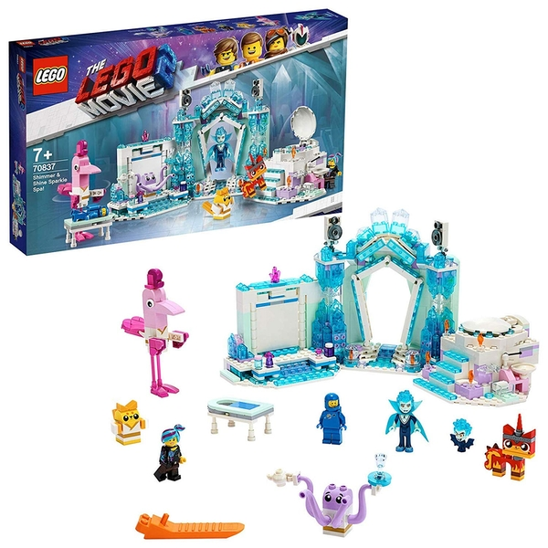 Lego Movie 2 Shimmer & Shine Sparkle Spa