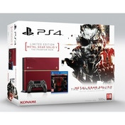 PlayStation 4 (500GB) Metal Gear Solid V The Phantom Pain Limited Edition Console
