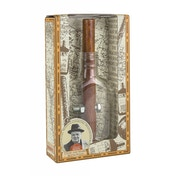 Great Minds Churchill Cigar and Whiskey Bottle Puzzle