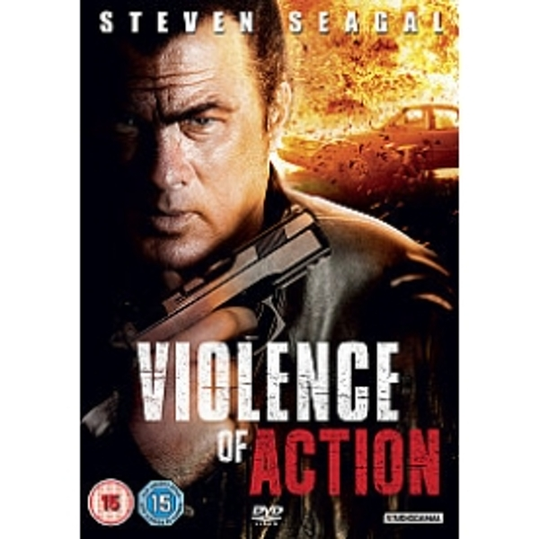 Violence Of Action DVD
