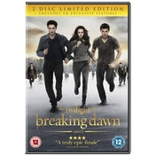 The Twilight Saga Breaking Dawn Part 2 (2 Disc Limited Edition) DVD