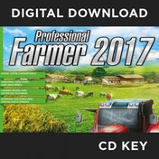 Professional Farmer 2017 PC CD Key Download for Steam