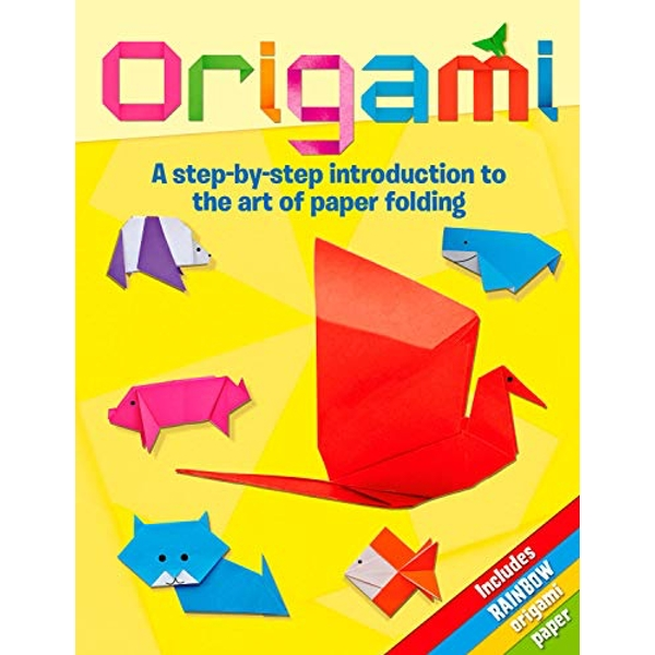 Origami: A Step-by-Step Introduction to the Art of Paper Folding by Deborah Kespert (Paperback, 2012)