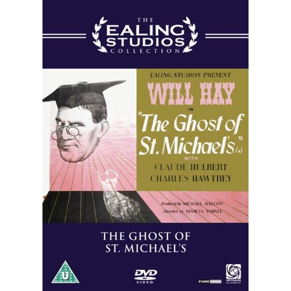 The Ghost of St Michaels DVD
