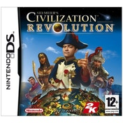 Sid Meier's Civilization Revolution Game DS