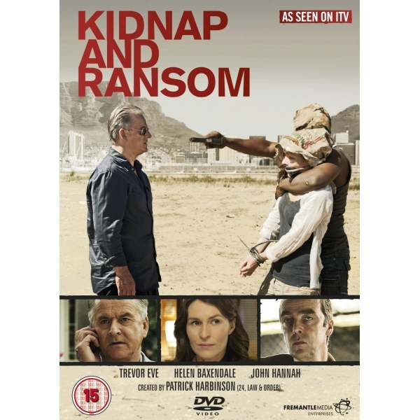 Kidnap and Ransom DVD