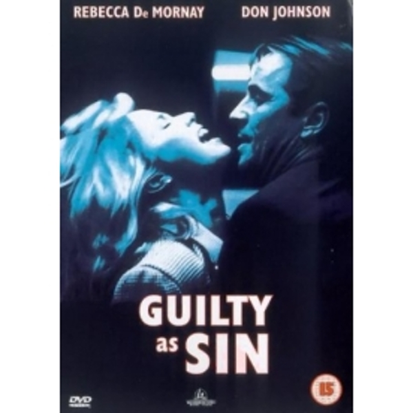 Guilty As Sin DVD