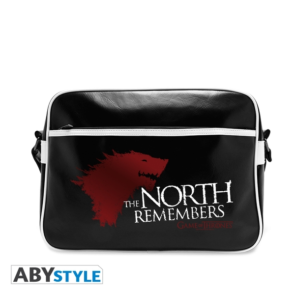 Game Of Thrones - The North Remembers Messenger Bag