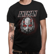 Antman - Vintage Mask Men's Medium T-Shirt - Black