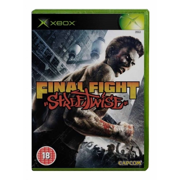 Final Fight Streetwise Xbox Game [Used]