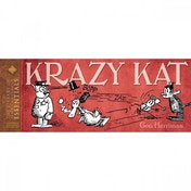 LOAC Essentials Presents King Features Volume 1: Krazy Kat 1934 Hardcover
