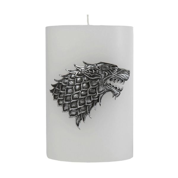 Stark (Game of Thrones) XL Candle