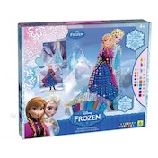 Disney Frozen 3 Anna and Elsa Sticky Mosaics