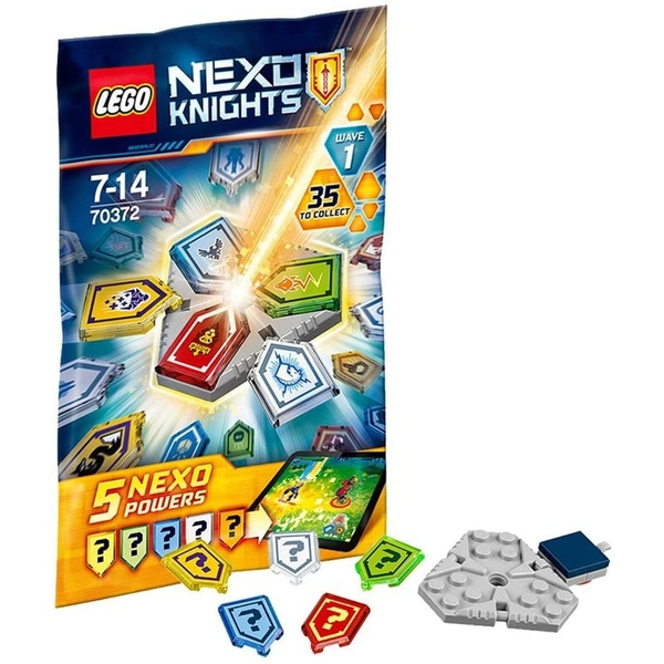LEGO Nexo Knights Combo Force Series