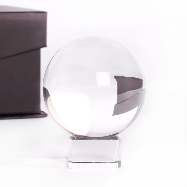 K9 Crystal Ball & Stand | M&W 60mm