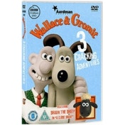 Wallace & Gromit 3 Cracking Adventures DVD
