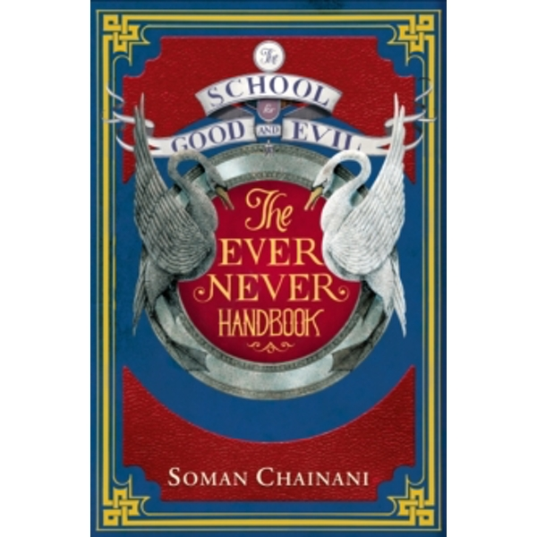Ever Never Handbook (The School for Good and Evil) by Soman Chainani (Paperback, 2016)