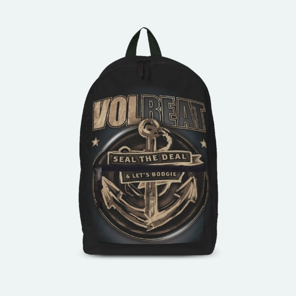 Volbeat - Seal The Deal Classic Rucksack