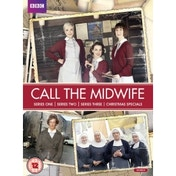 Call the Midwife Series 1-3 Box Set DVD