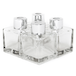 50ml Glass Reed Oil Diffuser Bottles - Set of 4 | M&W - Image 3