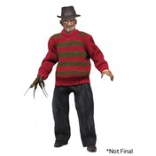 Nightmare on Elm Street 8 inch Action Doll Freddy