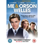 Me And Orson Welles DVD