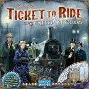 Ex-Display Ticket To Ride United Kingdom and Pennsylvania Expansion Used - Like New