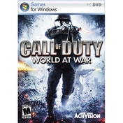 Call Of Duty 5 World  At War Game PC
