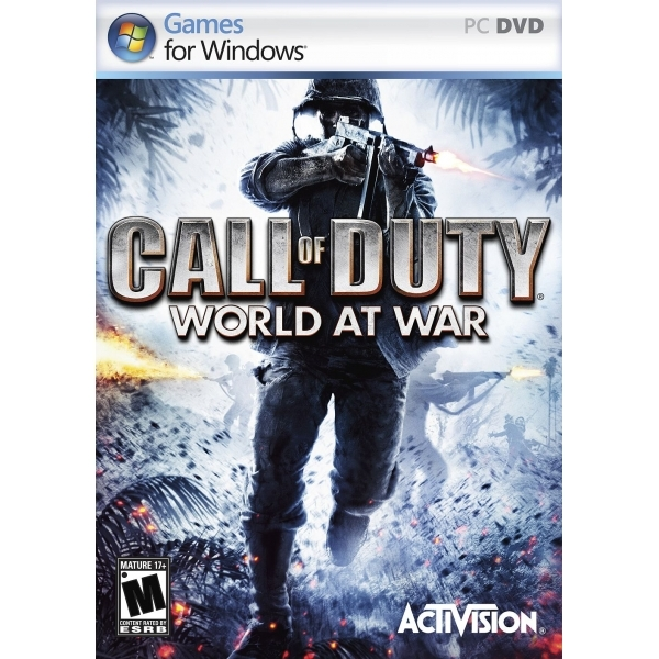 Call Of Duty 5 World  At War Game PC - Image 1
