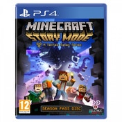 (Pre-Owned) Minecraft Story Mode A Telltale Games Series PS4 Game Used - Like New