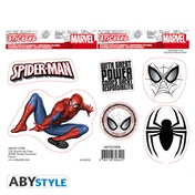 Marvel - Spider-Man Mini Stickers