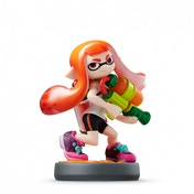 Inkling Girl Amiibo (Splatoon) for Nintendo Wii U & 3DS