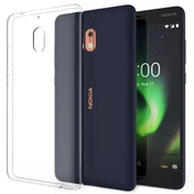 CASEFLEX NOKIA 2.1 ULTRA THIN TPU GEL - CLEAR