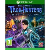 Troll Hunters Defenders of Arcadia Xbox One Game