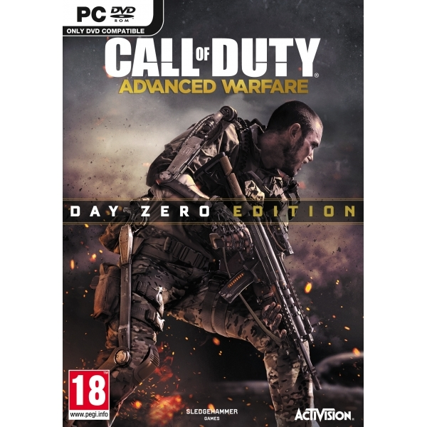 Call Of Duty Advanced Warfare Day Zero Edition PC Game (Boxed and Digital Code)