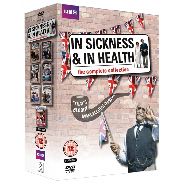 In Sickness and in Health -The Complete Collection DVD