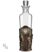 Chronological Libations Steampunk Glass