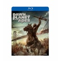 Dawn of the Planet of the Apes Blu-ray