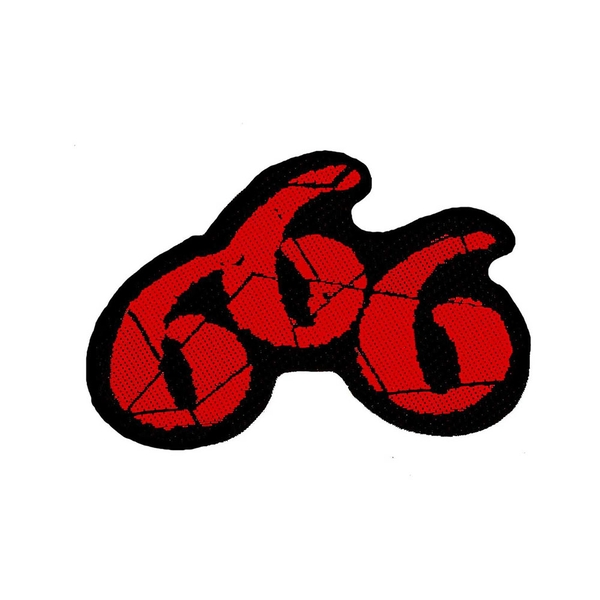 Generic - 666 Cut-Out Standard Patch