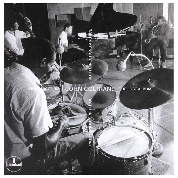 John Coltrane - Both Directions At Once - The Lost Album Vinyl