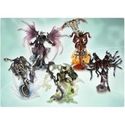 Final Fantasy Creatures - Kai - 5 Pack