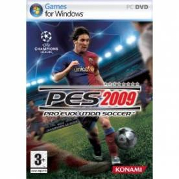 Pro Evolution Soccer 2009 Game PC