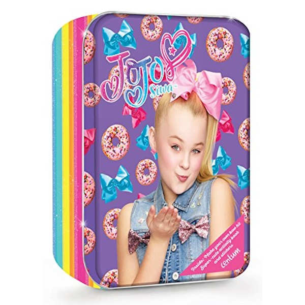 JoJo Tin of Bows by Centum Books Ltd (Paperback, 2017)